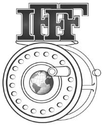international federation fly fishers logo