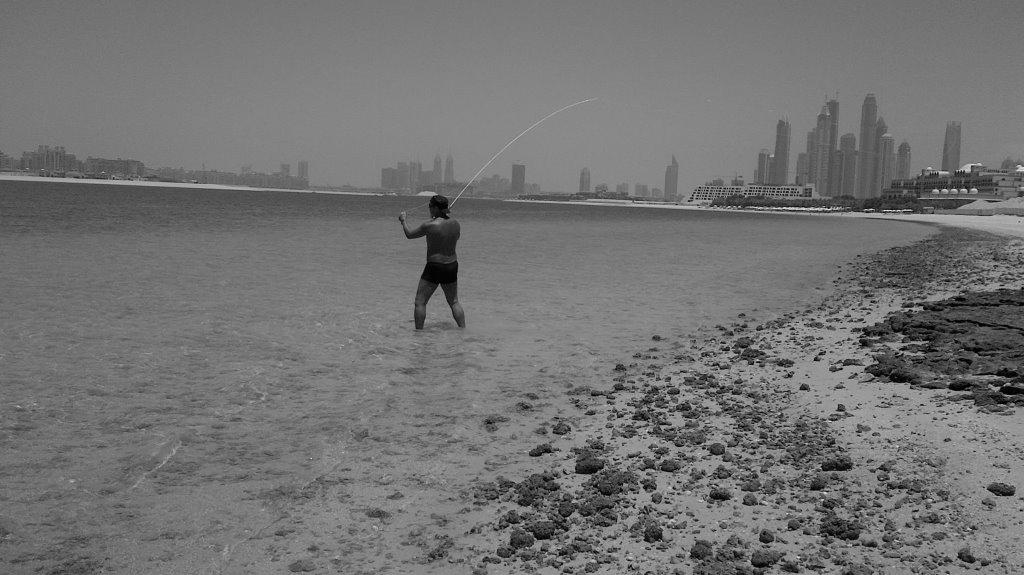 Fly Fishing Dubai