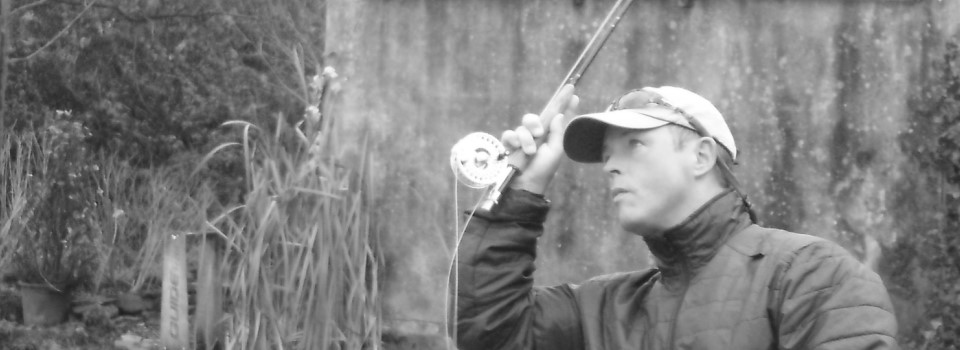 Single Handed Cast - Fly Fishing Chris Hague