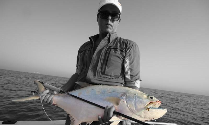 Queenfish, Dubai - Ocean Active Team