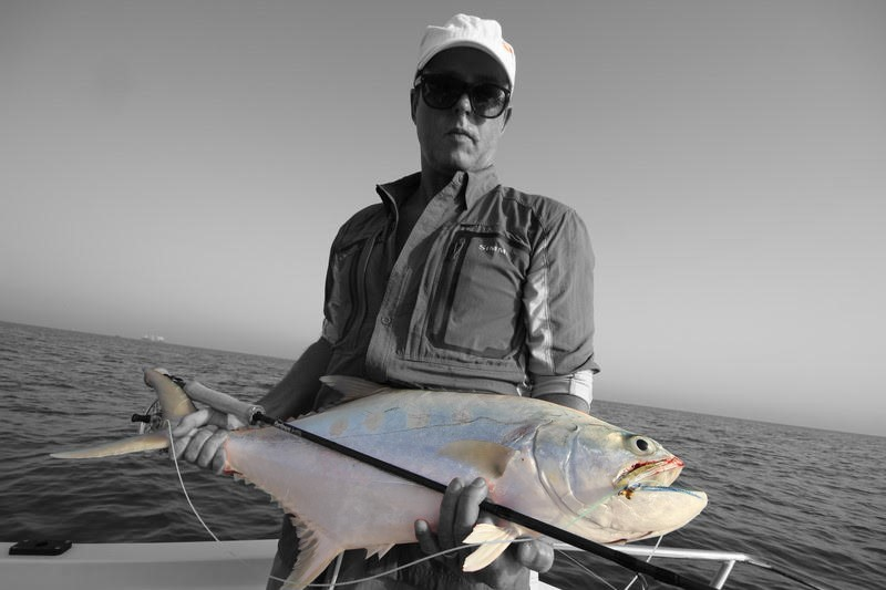 Dubai archives fly fishing with chris hague for Fishing in dubai