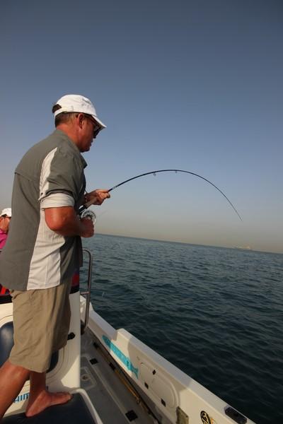 Fly fishing in dubai 28 09 2015 fly fishing with chris hague for Fishing in dubai