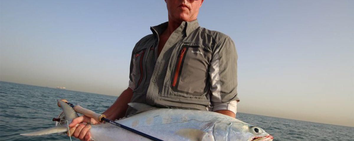 Chris Hague Tuna