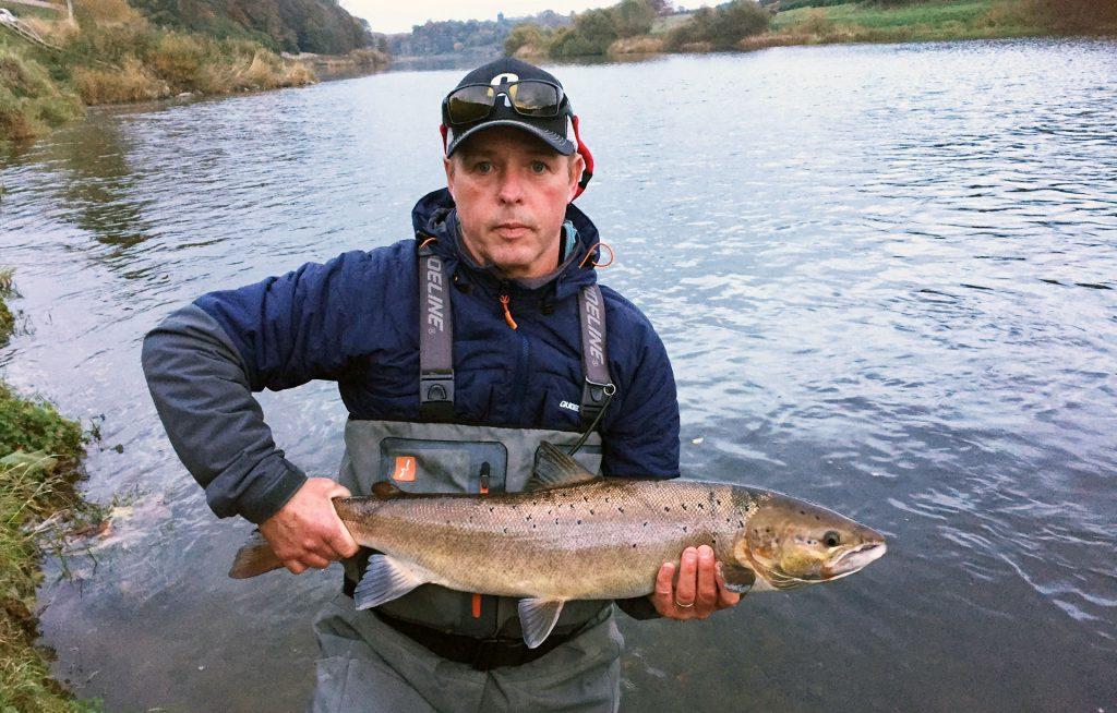 Catch salmon