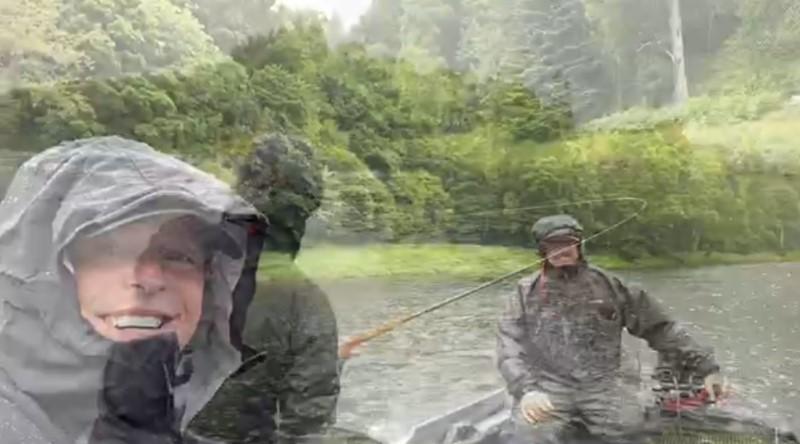 Taymount Salmon Fishing
