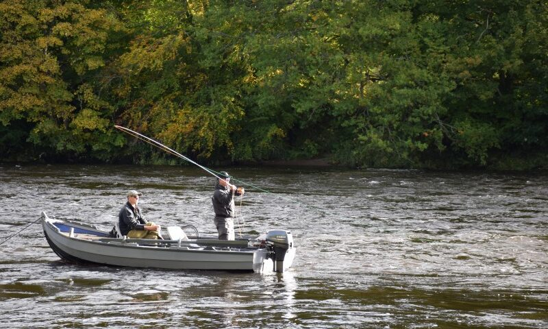 River Tay Oct 2020